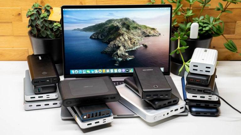 Welche Powerbanks und Ladegeräte eignen sich für das Apple MacBook Pro 16?