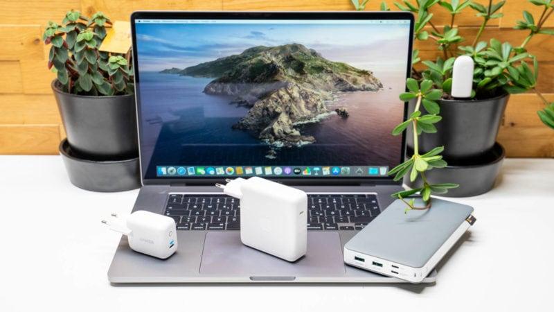 Welche Powerbanks Und Ladegeräte Eignen Sich Für Das Apple Macbook Pro 16 20