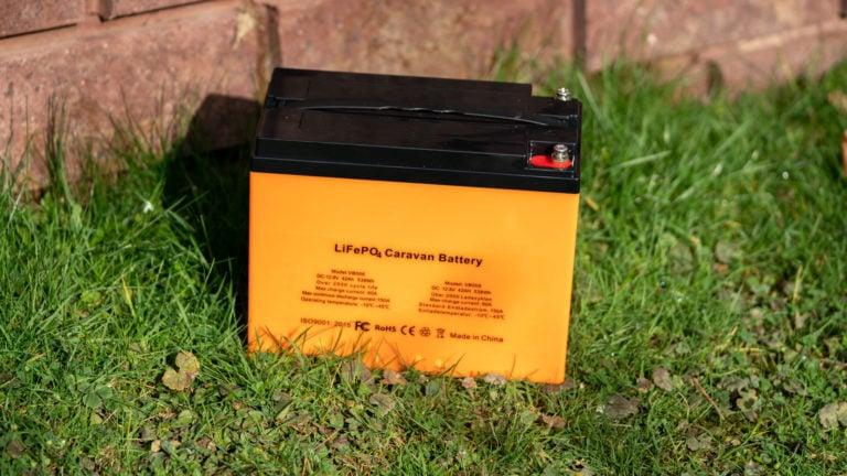 Die Exmate(Creabest) 12.8V 42Ah LiFePO4 Batterie im Test