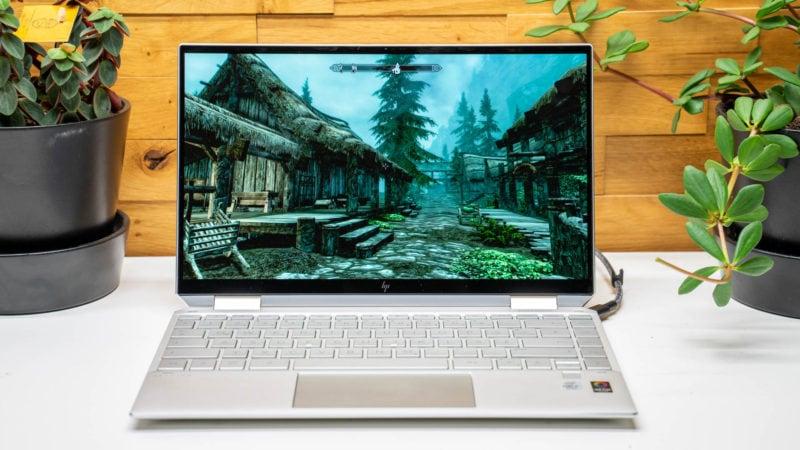Gaming Auf Der Intel Iris Plus 3