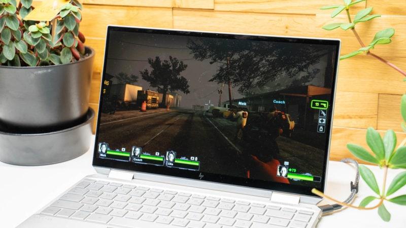 Gaming Auf Der Intel Iris Plus 4