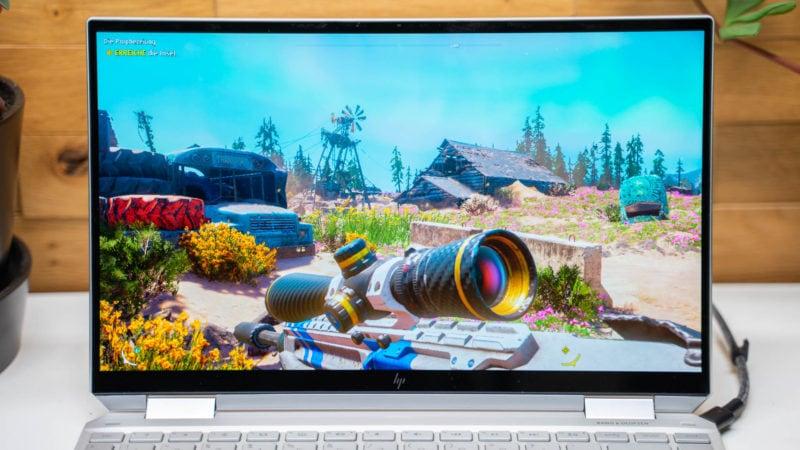Gaming Auf Der Intel Iris Plus 6