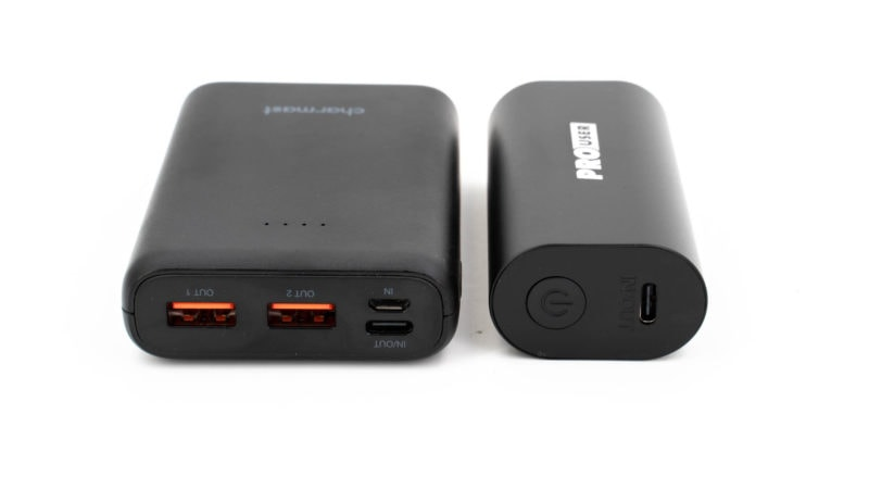 Test Pro User Powerbank 5.000mah 5