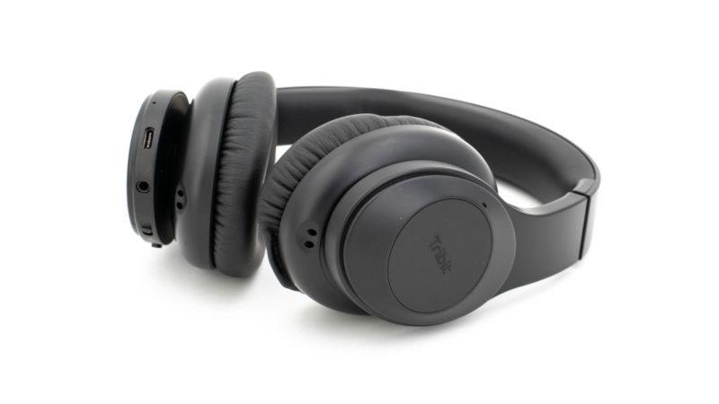 Test Tribit Quietplus Anc Kopfhörer 2