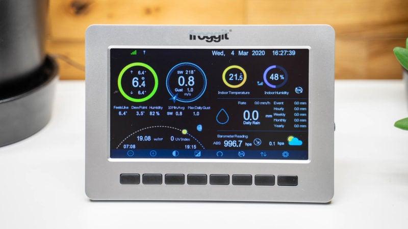 Froggit Hp1000se Pro Test 15