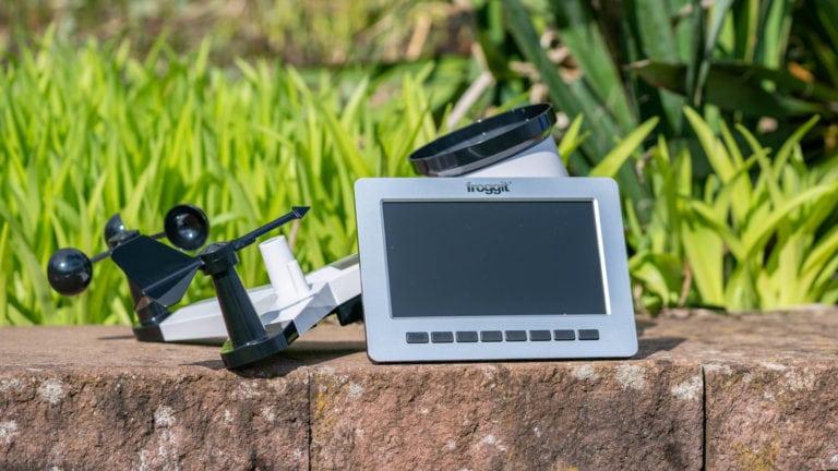 froggit HP1000SE PRO Wetterstation im Test, die beste WLAN Wetterstation!