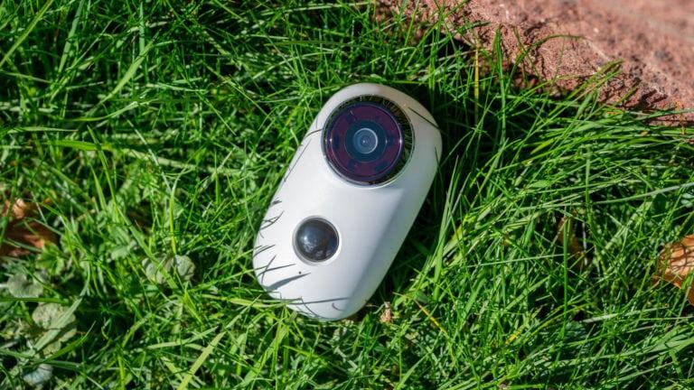 Die Heimvision HMD2 Überwachungskamera im Test