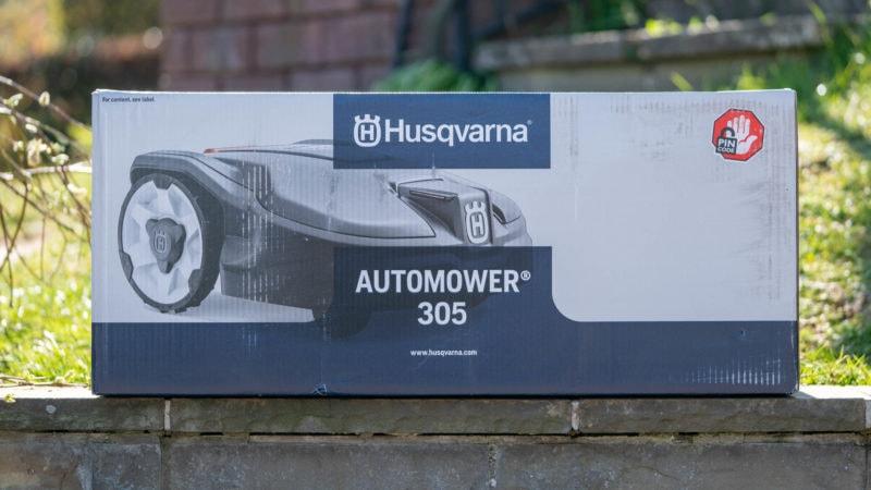Husqvarna Automower 305 (2020) Test Review 1