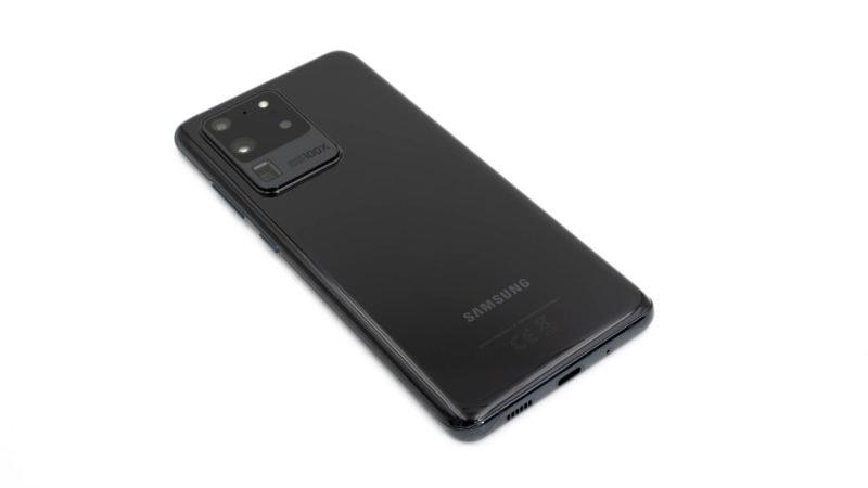 Samsung Galaxy S20 Ultra Im Test 1