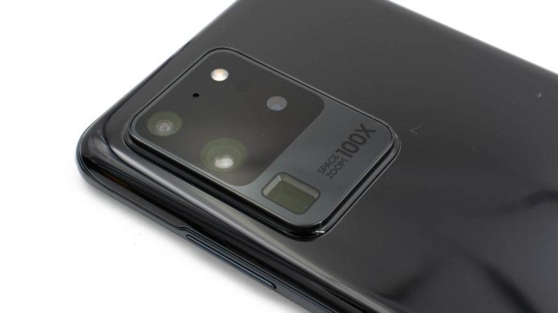 Samsung Galaxy S20 Ultra Im Test 3
