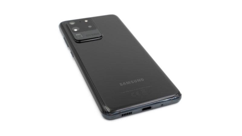Samsung Galaxy S20 Ultra Im Test 4