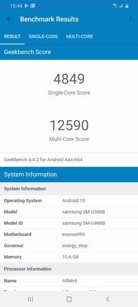 Screenshot 20200311 154435 Geekbench 4