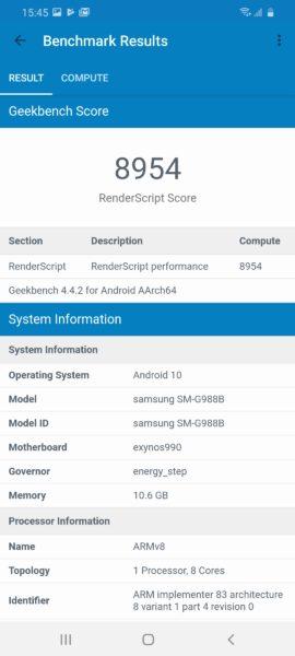 Screenshot 20200311 154535 Geekbench 4