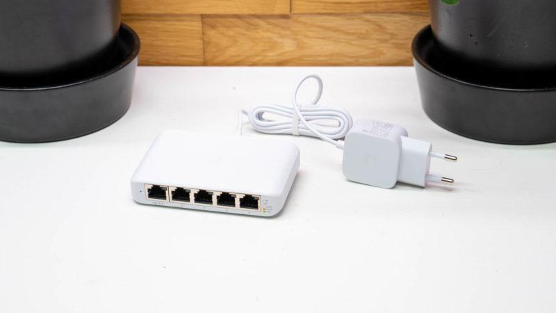 Ubiquiti Unifi Switch Flex Mini Im Test 2