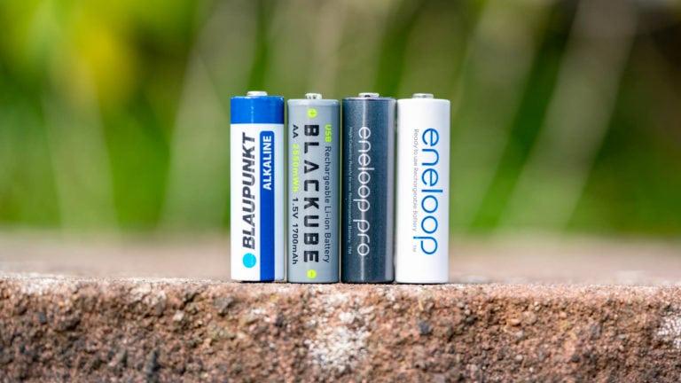Erfahrungsbericht und Test, wiederaufladbare Lithium AA Batterien mit 1,5V?!
