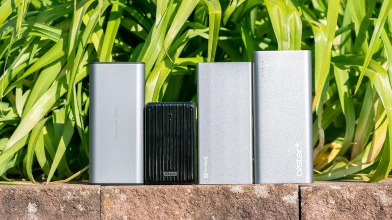 4x 100W USB C Powerbanks (für das MacBook Pro16) im Vergleich, welche ist die Beste?