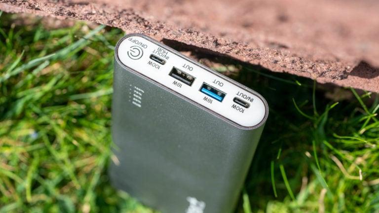 Die AlsterPlus USB C 100W Powerbank im Test, zu teuer aber verdammt gut!