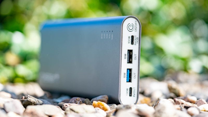Alsterplus Usb C 100w Powerbank Im Test 15