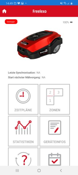 Einhell Freelexo App (8)