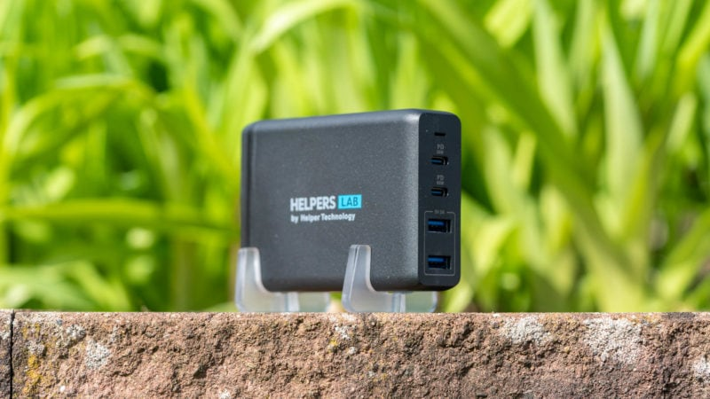 Helpers Lab H0615 105w Usb Ladegerät Mit Usb Pd 3.0 Pps Und Quick Charge 4+ 7
