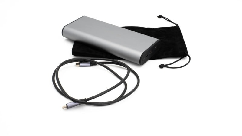 Hyperjuice 130w Usb C Battery Pack Test 1