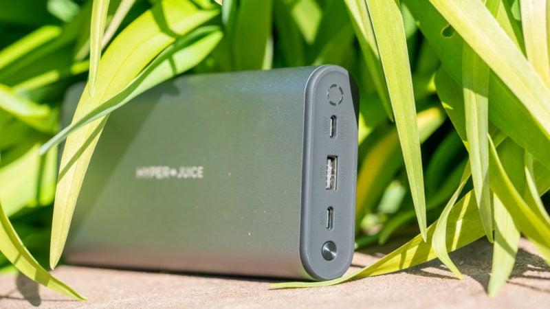 Hyperjuice 130w Usb C Battery Pack Test 10