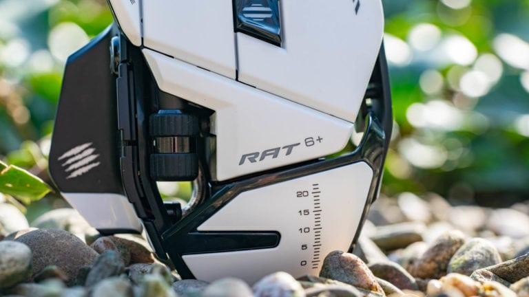 Die MadCatz R.A.T. 6+ im Test, eine etwas andere Gaming-Maus!