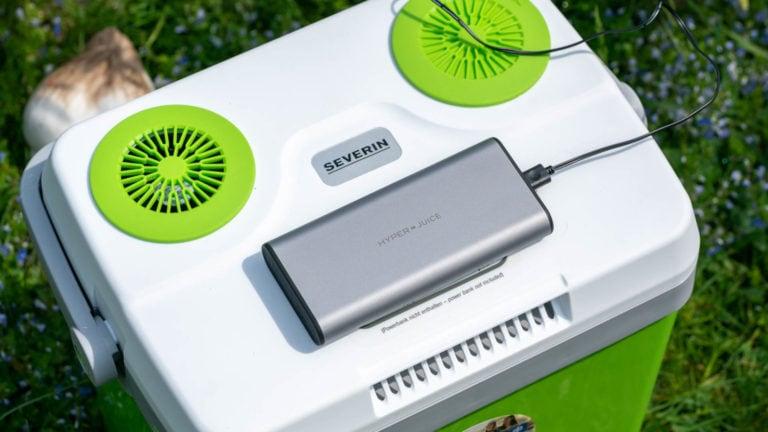 Eine USB-betriebene Kühlbox? Die SEVERIN KB 2923 im Test!