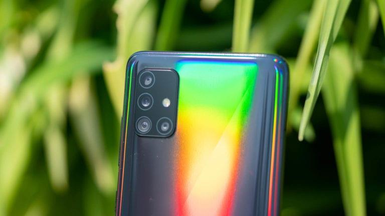 Das Samsung Galaxy A51 Duos A515F im Test, ein grundsolide Mittelklasse Smartphone