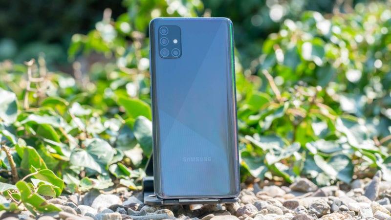 Samsung Galaxy A51 Duos A515f Im Test 13
