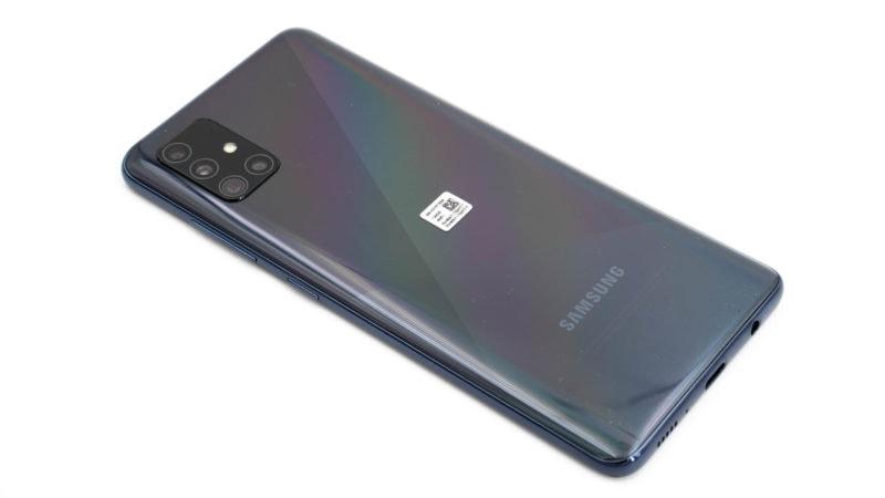 Samsung Galaxy A51 Duos A515f Im Test 4