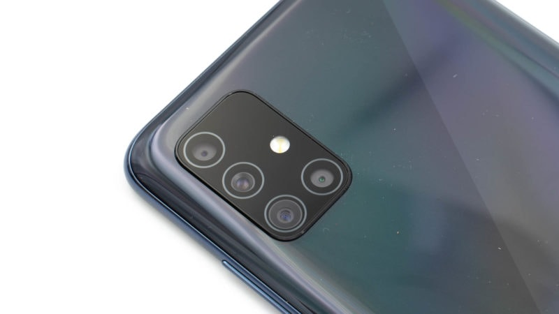 Samsung Galaxy A51 Duos A515f Im Test 6