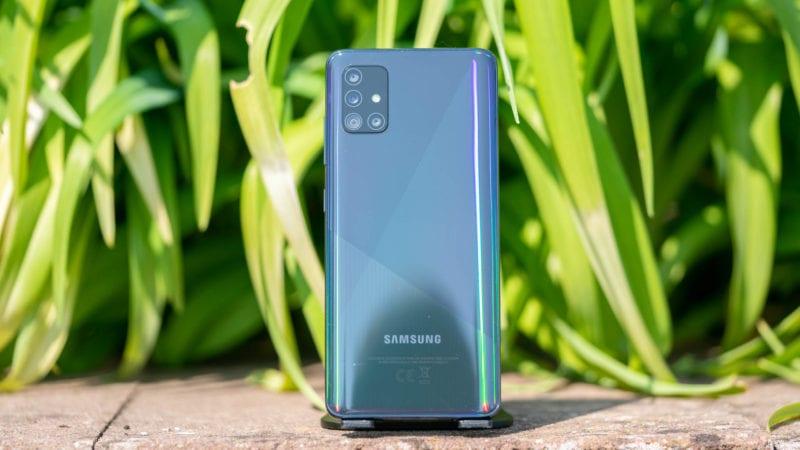 Samsung Galaxy A51 Duos A515f Im Test 8