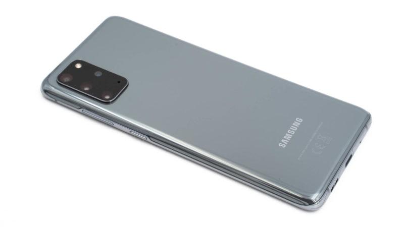 Samsung Galaxy S20+ Im Test 1