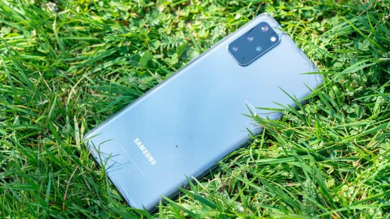 Samsung Galaxy S20+ Im Test 11