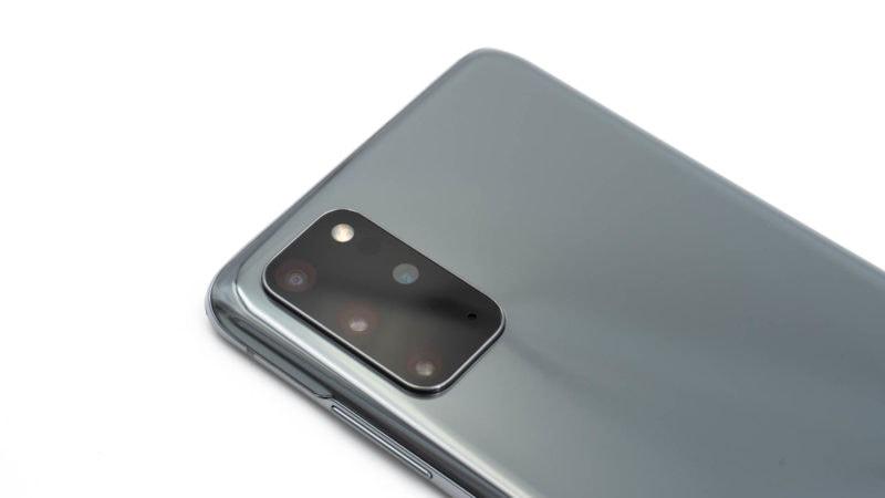 Samsung Galaxy S20+ Im Test 2