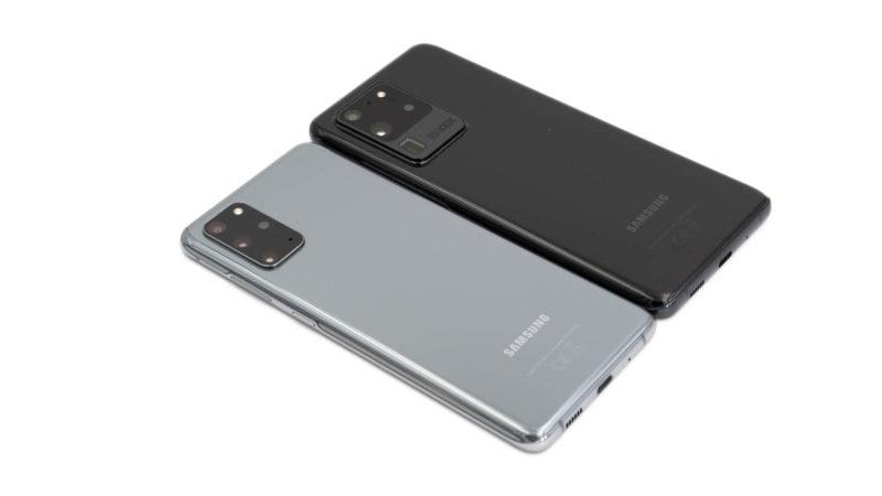 Samsung Galaxy S20+ Im Test 6