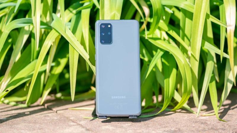 Samsung Galaxy S20+ Im Test 7