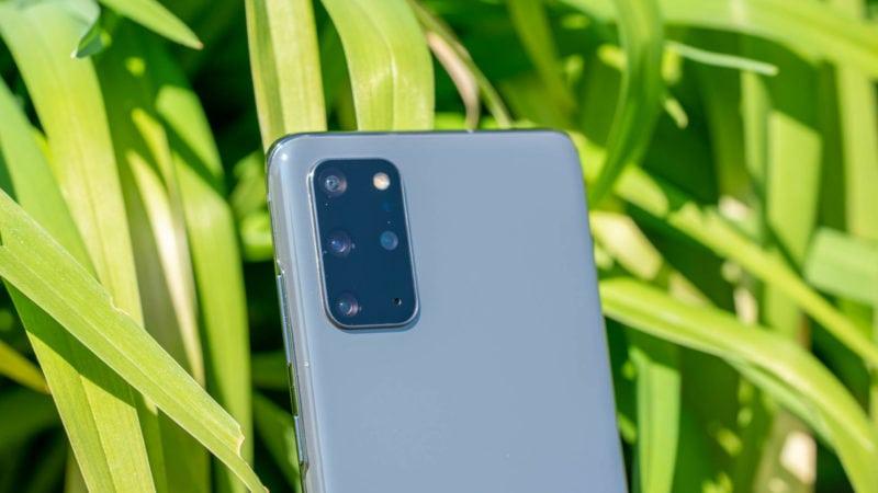 Samsung Galaxy S20+ Im Test 8