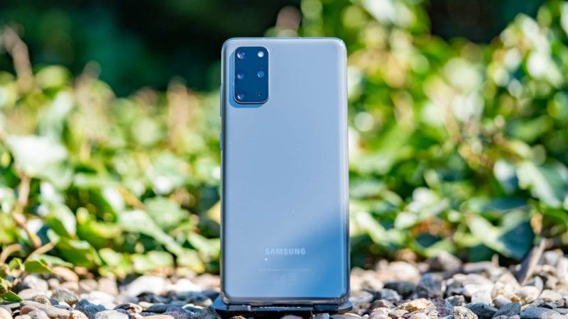 Samsung Galaxy S20+ Im Test 9