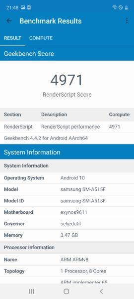 Screenshot 20200409 214834 Geekbench 4