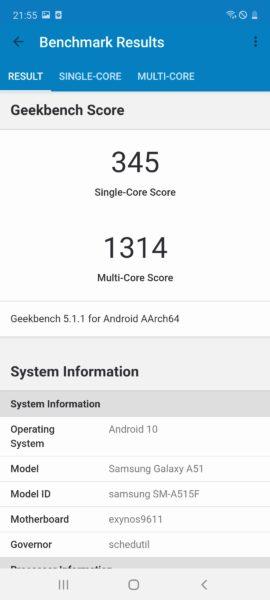Screenshot 20200409 215508 Geekbench 5