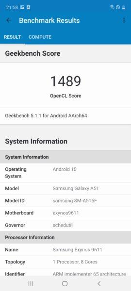 Screenshot 20200409 215831 Geekbench 5