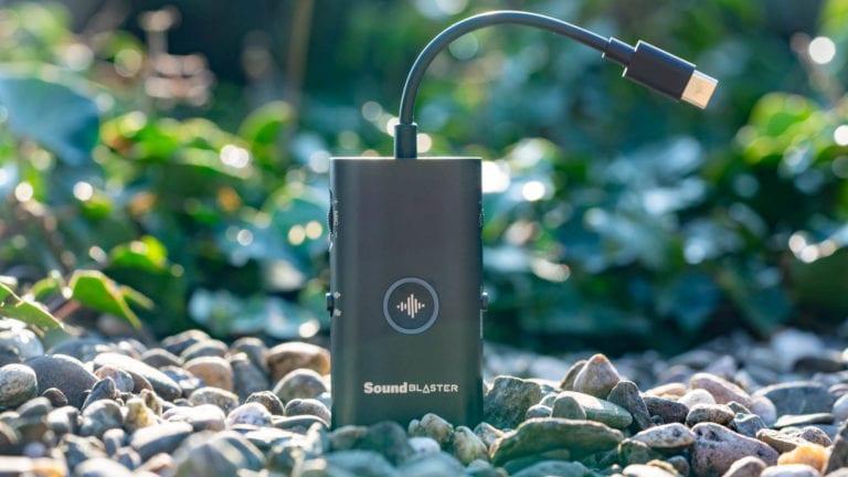 Die Creative Sound Blaster G3 im Test, eine Soundkarte für den PC und die Switch!