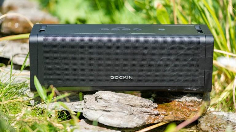 Test: DOCKIN D FINE+ 2 Bluetooth Lautsprecher, wertiger Klang im schlichten Design