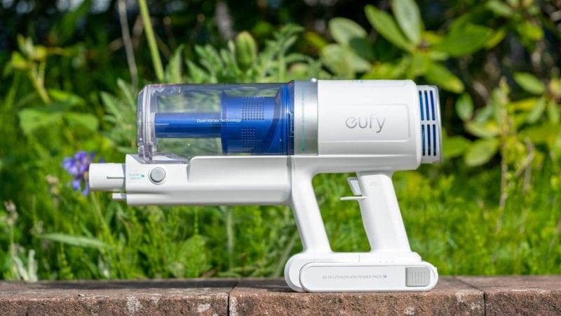 Eufy Homevac S11 Go Test Review 13
