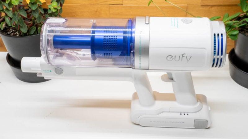 Eufy Homevac S11 Go Test Review 2