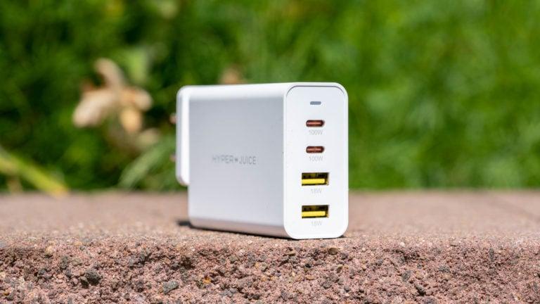 Der HyperJuice 100W GaN Charger im Test, 100W USB C Power!