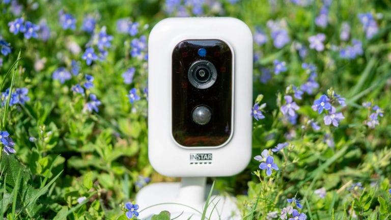 Die INSTAR IN-8001 im Test, Überwachungskamera mit hervorragendem Datenschutz!