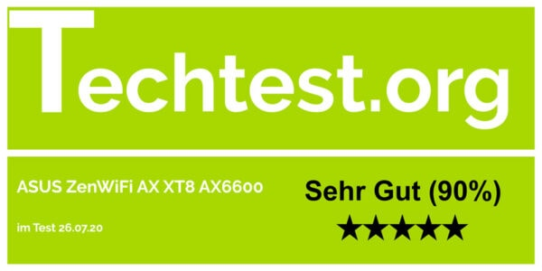 Asus Zenwifi Ax Xt8 Ax6600